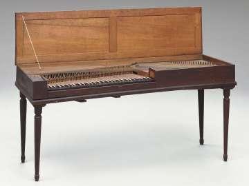 Square piano
