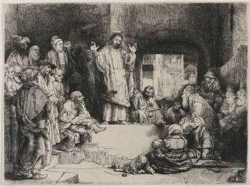 Christ Preaching