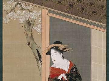 Women Representing the Three Cities (Edo)