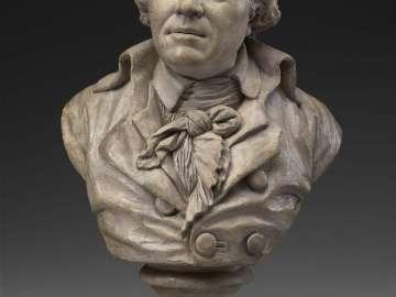 Portrait bust of a Man