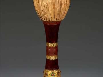 Goblet drum (ozi)