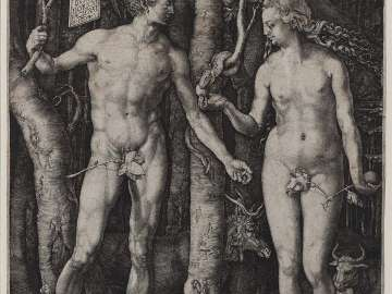The Fall of Man (Adam and Eve)