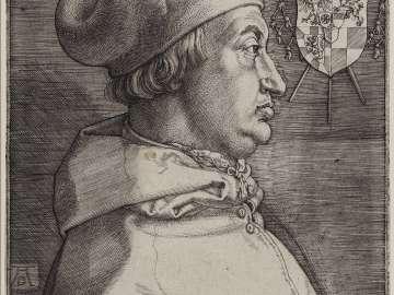 Cardinal Albrecht of Brandenburg