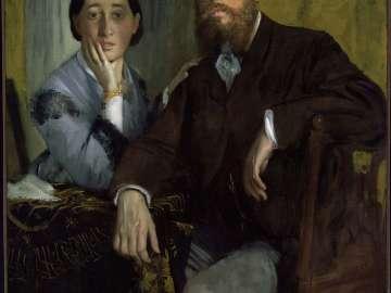 Edmondo and Thérèse Morbilli