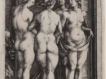 Four Naked Women (The Four Witches)