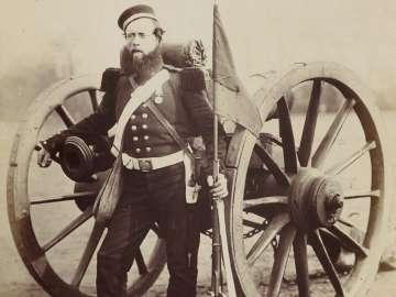 Sergeant William Russell, 5th Battalion, Royal Artiller
