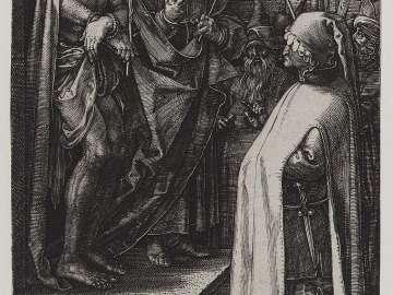 Ecce Homo (Engraved Passion)