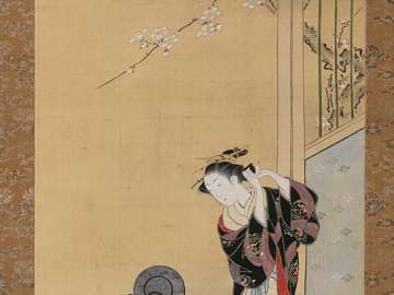 Parodies of Historical Figure Subjects of China and Japan