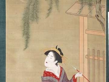 Women Representing the Three Cities (Kyoto)