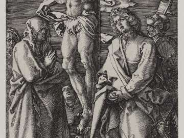 Crucifixion (from the Engraved Passion series)