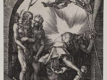 Harrowing of Hell (Engraved Passion)