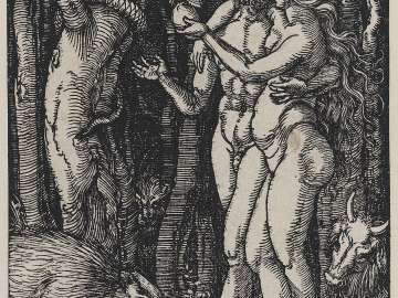 The Fall of Man (Small Passion)
