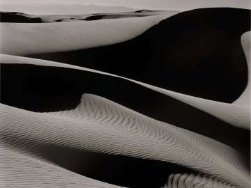 Sand Dunes, Oceano, California