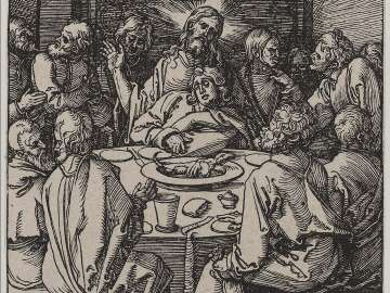 Last Supper (Small Passion)