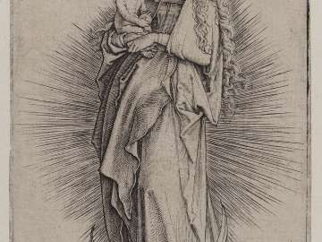 The Virgin on the Crescent