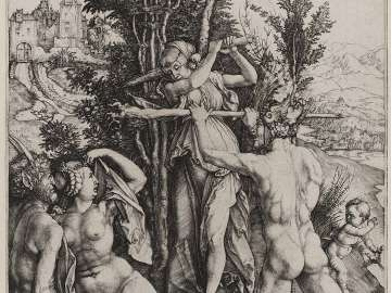 The Combat of Virtue and Pleasure in the Presence of Hercules