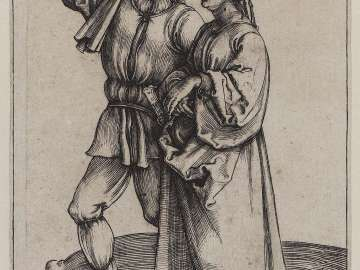 Rustic Couple (The Peasant and His Wife)