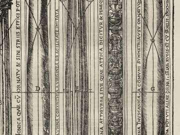 De Architectura Libri Dece (Ten Books of Architecture)