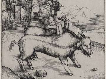 The Monstrous Sow of Landser