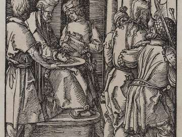 Pilate Washing His Hands (Small Passion)