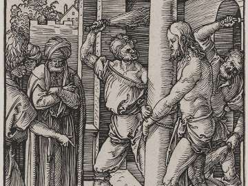 Flagellation of Christ (Small Passion)
