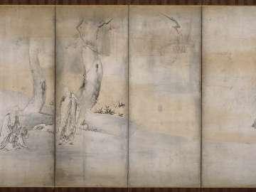 Daoist Immortals and Zen Patriarchs