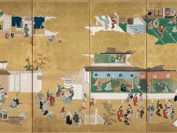 Scenes from the Yoshiwara Pleasure Quarter