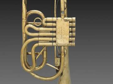 Post horn in B-flat