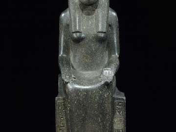 Seated Sekhmet