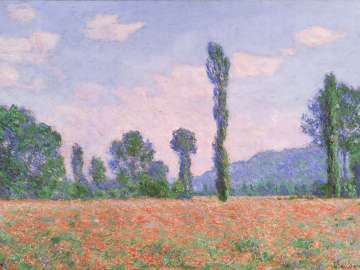 Field of Poppies near Giverny