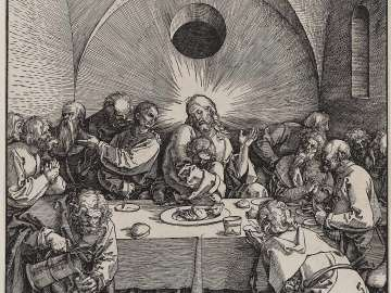 Last Supper (Large Passion)