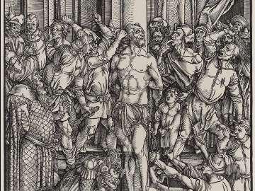 Flagellation of Christ (Large Passion)