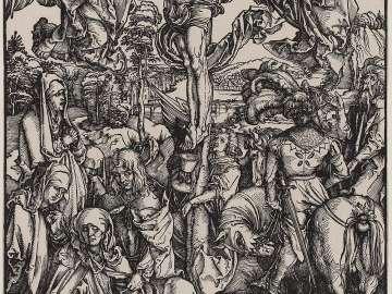 Crucifixion (Large Passion)