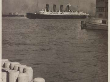 The Mauretania