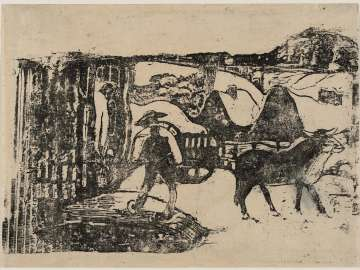 The Ox Cart