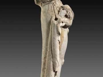 Statue Of Priapus Museum Of Fine Arts Boston