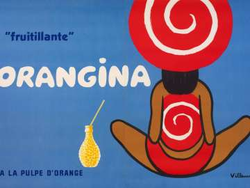 Fruitillante Orangina