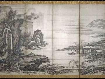 Landscapes with Pavilions