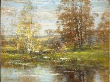 New England Landscape