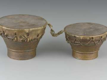 Pair of kettledrums (naqqara)