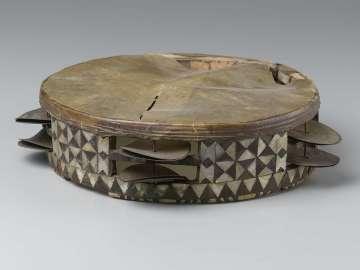 Frame drum (riqq)