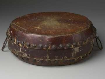 Barrel drum (zhangu)
