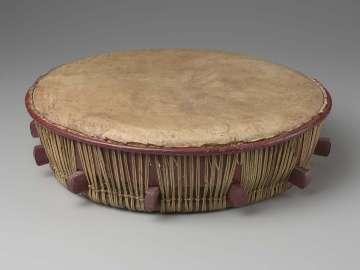 Frame drum (rammana?)