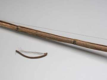 Musical bow (tshidzholo?)
