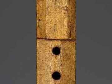Duct flute (tarka)