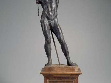 Male Nude (David?)