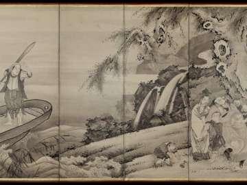 Drunken Li Bai