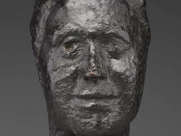Head of a Woman (Mlle Salle)