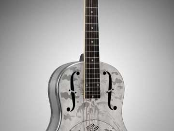 Resonator guitar (style O)