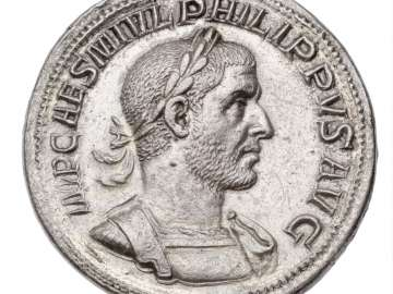 Medallion with bust of Philip I